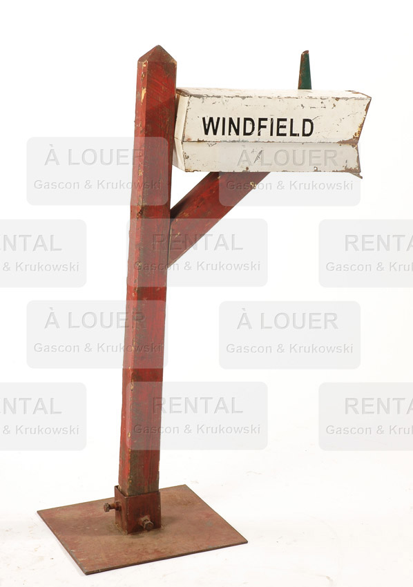 Boîte aux lettres résidentielle rurale, métal blanc
