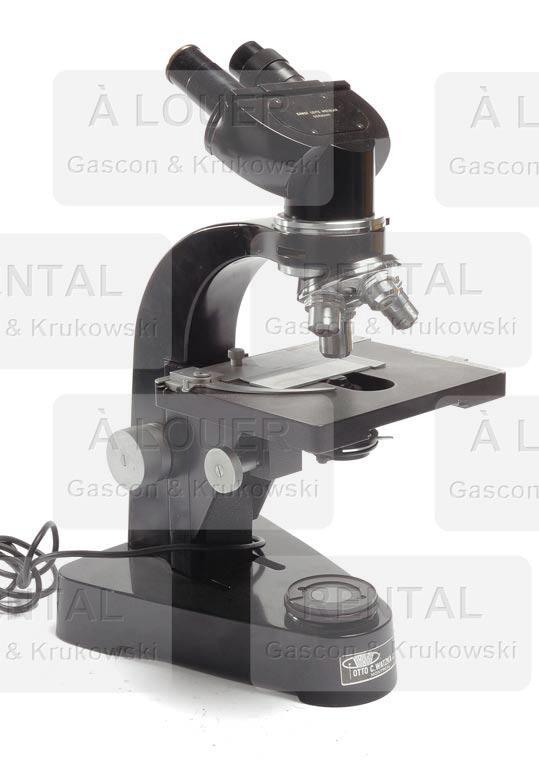 Microscope noir II