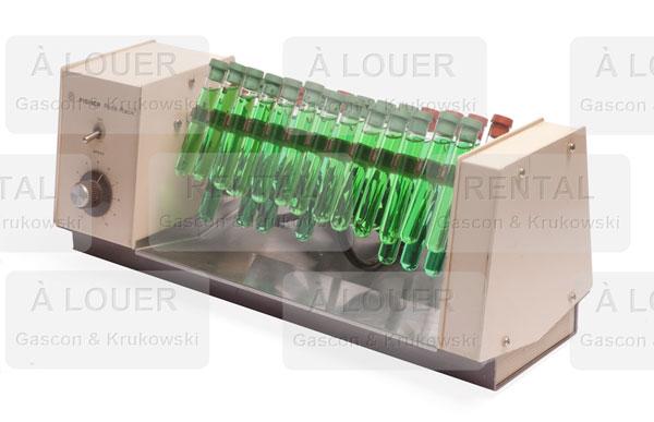 Machine de laboratoire FISHER (fonctionnelle)