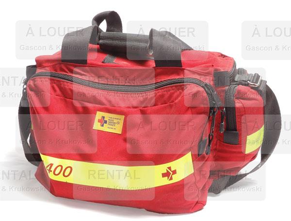 Sac d'ambulancier A400 + contenu
